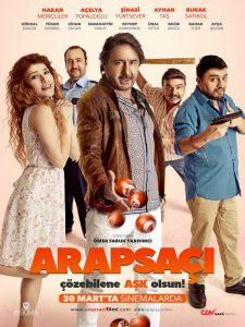 Arapsaçı 2018 Torrent İndir