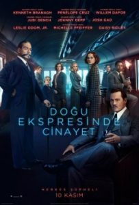 Murder on the Orient Express 2017 Türkçe indir