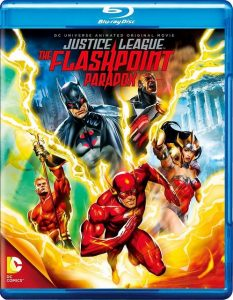 Justice League: The Flashpoint Paradox 2013 Türkçe indir