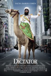 Diktatör – The Dictator Torrent İndir