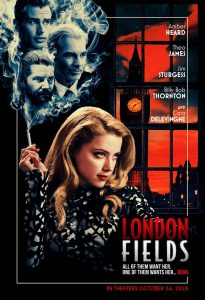 Londra Toprakları – London Fields Torrent İndir