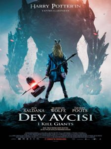 Dev Avcısı – I Kill Giants Torrent İndir