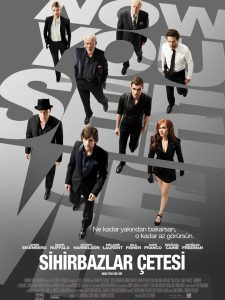 Sihirbazlar Çetesi-Now You See Me Torrent İndir