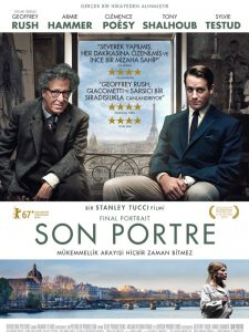 Son Portre-Final Portrait Torrent İndir