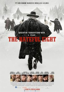 The Hateful Eight 2015 Türkçe indir