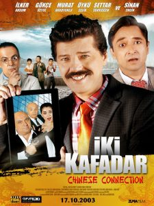 İki Kafadar: Chinese Connection Torrent İndir