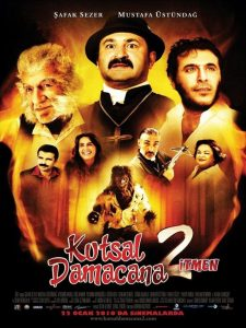 Kutsal Damacana 2: İtmen Torrent İndir