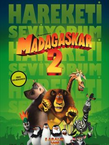 Madagaskar 2 Torrent İndir