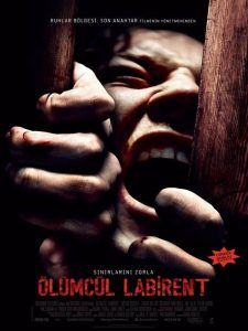 Ölümcül Labirent –  Escape Room Torrent İndir