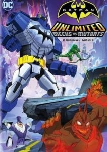 Batman Unlimited: Mech vs. Mutants Torrent İndir