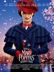 Mary Poppins Returns 2018 Türkçe indir