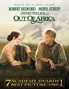 Benim Afrikam – Out Of Africa Torrent İndir