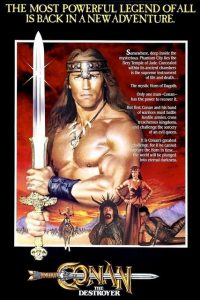 Conan 2 – Conan the Destroyer Torrent İndir
