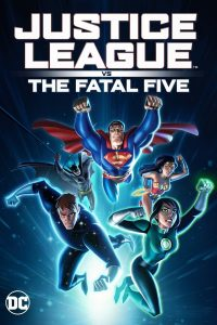 Justice League vs the Fatal Five Torrent İndir