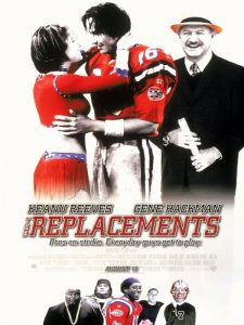 Yedek Oyuncular – The Replacements Torrent İndir