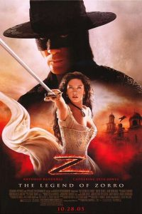 Zorro Efsanesi – Legend Of Zorro Torrent İndir