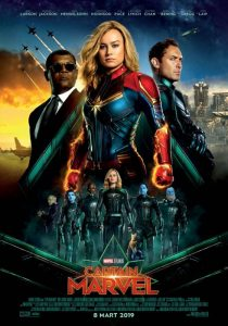 Kaptan Marvel – Captain Marvel Sansürsüz Torrent İndir